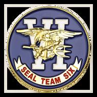 U.S. Navy SEAL Team VI Challenge Coin