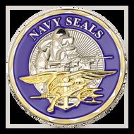 United States Navy SEALs Challenge Coin