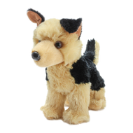 Stuffed Animal: German Shepherd made by Douglas Toys