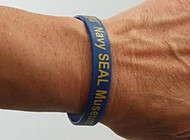 Navy SEAL Museum Silicone Wristband