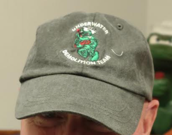 """Made with unstructured 100% cotton, an adjustable hook/loop tape closure that adjusts from 20"""" to 24"""", a crown measuring 3.25"""" this baseball cap is a sure fit The brim is low sitting & the inside includes a sweatband to help wick sweat away. The color is  charcoal."""