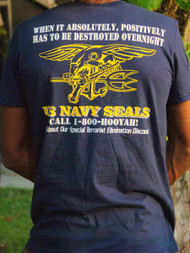 Hooyah (Navy) Classic