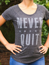Women's Never Quit: Strength & Endurance