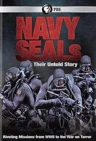 Navy SEALs Their Untold Story (DVD)