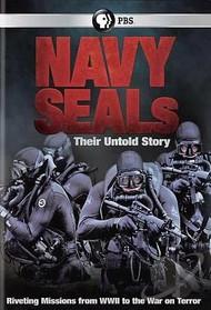 Navy SEALs Their Untold Story (DVD)