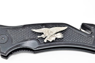 Navy SEALs Rescue Knife (Trident)