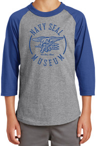Kid's Museum Baseball Shirt