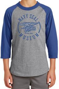 Kid's Museum Baseball Shirt