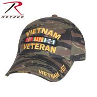 Vietnam Vet Tiger Stripe Cap