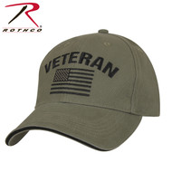 Olive Veteran Low profile Cap