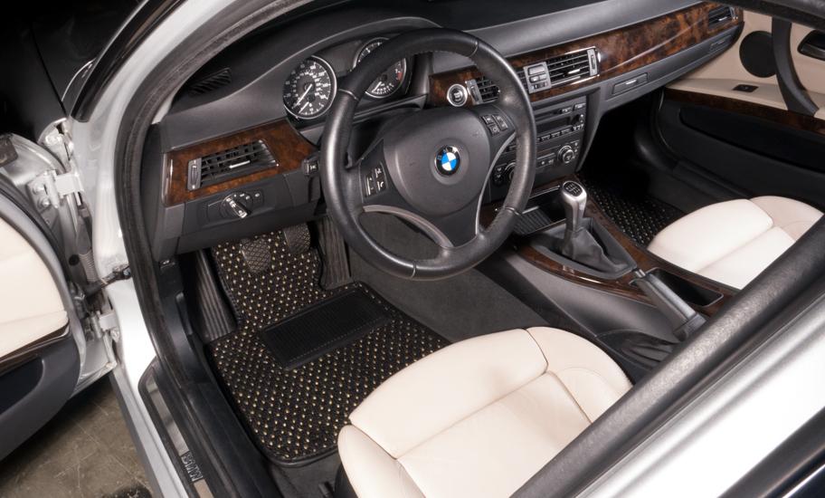 BMW Floor Mats >> Bmw 3 Series Car Mats