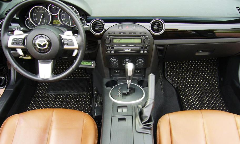 Mazda Miata Car Floor Mats