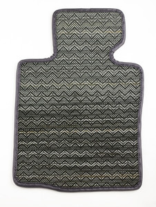 Southwest is the newest all weather car mats that offers a aztec style alternative to rubber auto mat found on the market today.  Like out Strip mats, Southwest is precision manufactured using an intricate process of weaving a high strength phthalate-free bonded vinyl combined with a heating procedure makes these mats 100% waterproof. These mats are up to the abuse of all weather condition including snow, ice and mud. Just hose them off and they look like new.