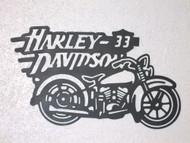 Harley Davidson Silhouette