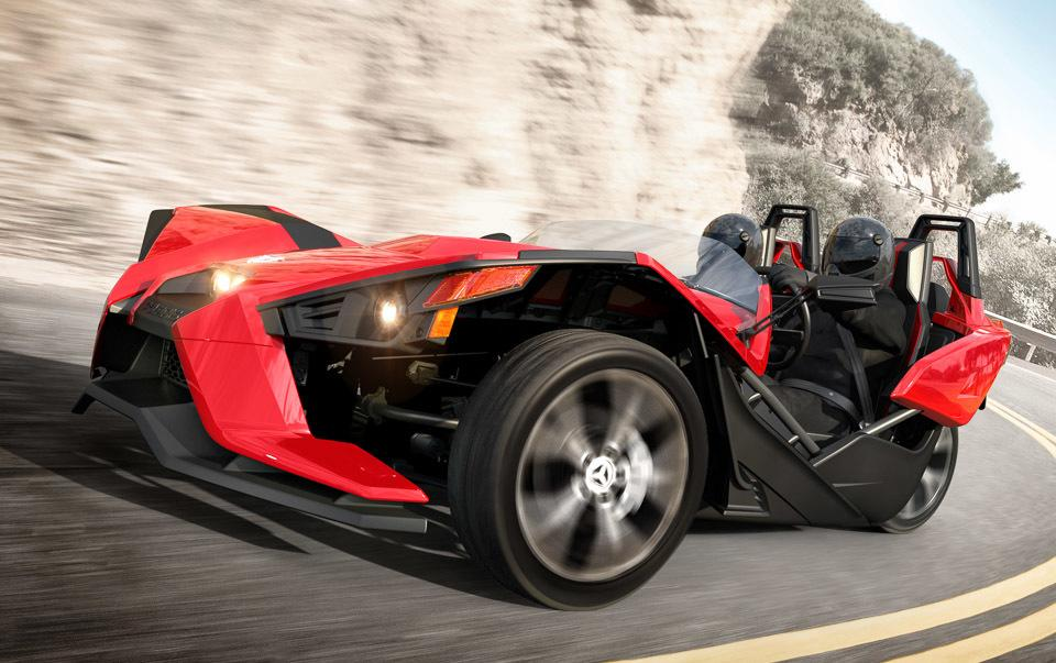 SlingMoto - Polaris Slingshot Aftermarket Parts and Accessories