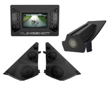 Polaris Slingshot Infotainment Center Kit