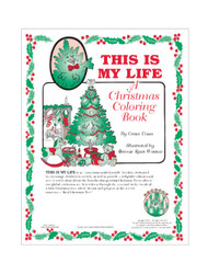 Christmas Edition 11 Coloring Book (CB-11)