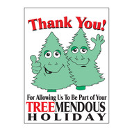 Thank You With Trees Sign (JB-119)