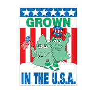 Grown in the USA Sign (JB-124)