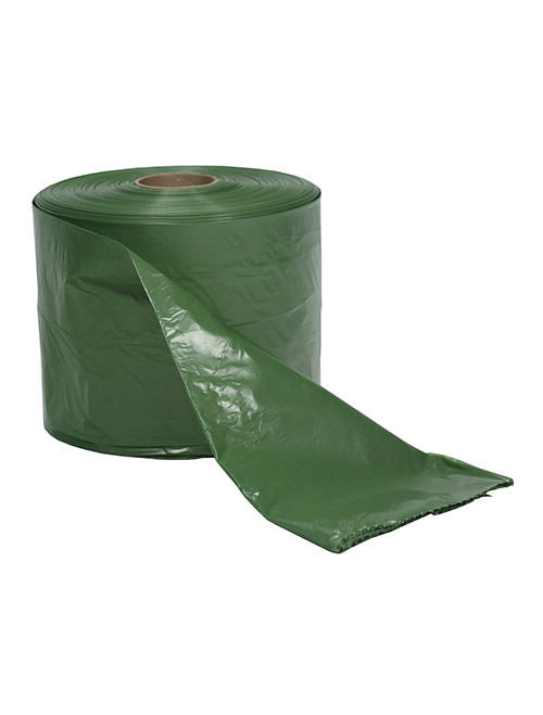 Tree Removal Bags & Skirts - Roll of 50 Green (RB-212G)