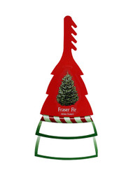 Species Tree Zap Tags - Fraser Fir (TT-706-FF)