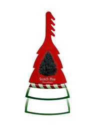 Species Tree Zap Tags - Scotch Pine (TT-706-SP)