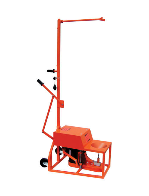 Low-Pro Tree Driller (WF-266)