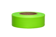 Lime Glo Flag Tape