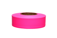 Pink Glo Flag Tape
