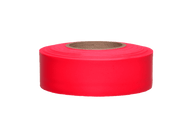 Red Glo Flag Tape