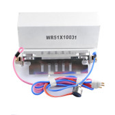 WR51X10031 Defrost Heater Kit Assembly SH10031 Compatible with GE Refrigerator