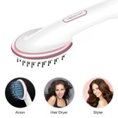 Lescolton One Step Hair Dryer & Styler Hot Air Paddle Brush