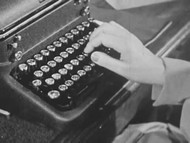 Advanced Typing Shortcuts (1943), Pt1 on DVD