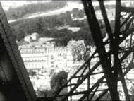 Seeing Paris: Up and Around The Eiffel Tower (1920s) on DVD