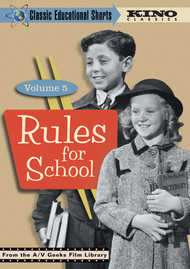 Rules for School DVD