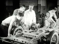 Automotive Service (1940) on DVD