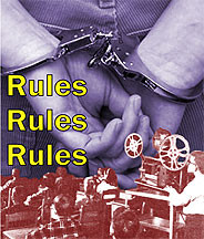 Rules, Rules, Rules DVD