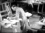 Woodworker, The (1940) on DVD