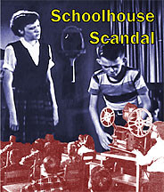 Schoolhouse Scandal DVD