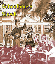 Schoolhouse Shock DVD