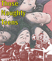 Those Naughty Teens DVD