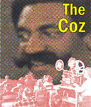 The Coz DVD