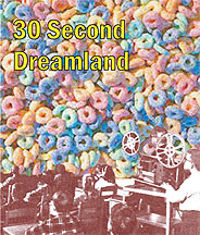 Thirty Second Dreamland DVD