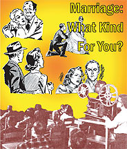 Marriage- What Kind For You? DVD