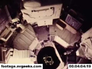 1970s stock footage - Apollo space footage 1 on DVD