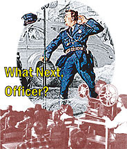 What Next, Officer? DVD