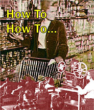 How To.. How To.. DVD