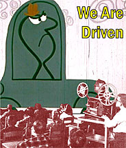 We Are Driven DVD