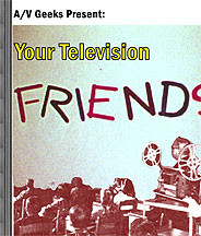 Your Television Friends DVD