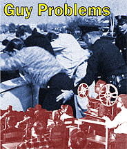 Guy Problems DVD